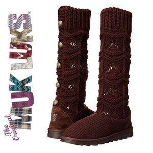 Muk Luk's Jamie Boots, 7 - NWT